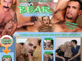 Gay Bear XXX - Real Men Don't Shave It!