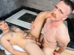 Wet Lovers daddy gay porn