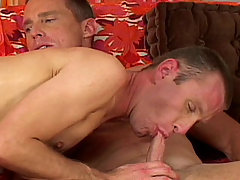 Gay Bareback Scott and David