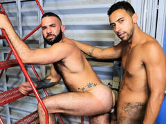 Big Dick Inspection daddy gay porn