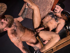 Beards, Bulges & Ballsacks!, Scene #02 daddy gay porn
