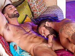 The Tourist, Scene 01 daddy gay porn