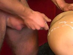 Gay guy submits to his master in leather who wanna fucks! daddy gay porn