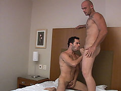 Thomas Gets Sucked daddy gay porn