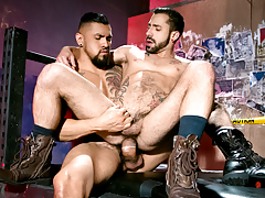 Under My Skin - Part 1, Scene 04 daddy gay porn