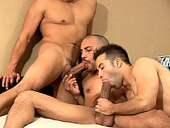 Antonio & Bruno Tag Team Michael daddy gay porn