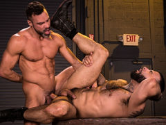 Beards, Bulges & Ballsacks!, Scene #03 daddy gay porn