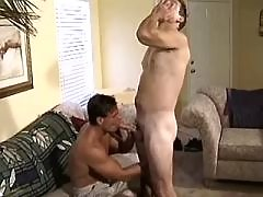 Kinky dudes in fuck and blow orgy daddy gay porn