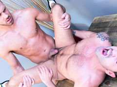 Banged In Sneakers daddy gay porn