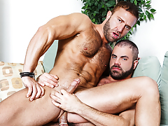 Distraction Action daddy gay porn