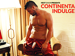Continental Indulgence daddy gay porn