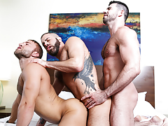 A New Addition daddy gay porn