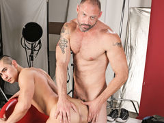 Stepdad's Camera daddy gay porn