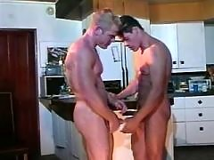 Slave doggy getting screwed hard daddy gay porn