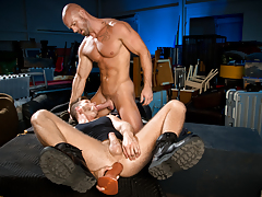 Guard Patrol, Scene 02 daddy gay porn