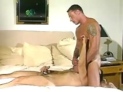 Cute guys fucking after blowjob fun daddy gay porn