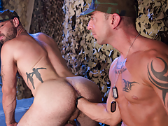 Enlist Your Fist, Scene 03 daddy gay porn